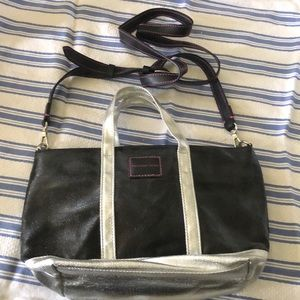 Mini Victoria Secret Tote with Shoulder Strap